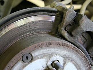 Image: Tabben som kan gi elbiler dårligere veigrep