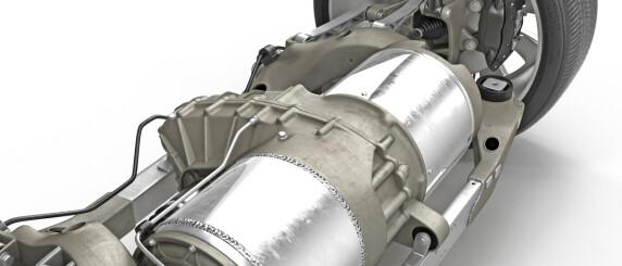Image: Elbilskolen: Motoren