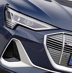 Image: Audis frekkeste e-tron