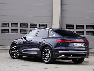 Image: Audi e-tron fortsatt mest populær