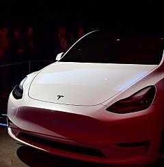 Image: Kunder nekter å ta imot ny Tesla