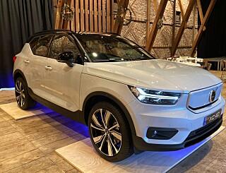 Image: Volvo justerer prisene
