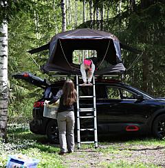Image: Vær obs på to døgn-grensa: Slik overnatter du med bil