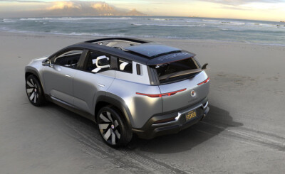 Image: Fisker tar en VW