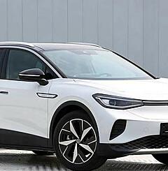 Image: Nå er Volkswagens nye SUV rett rundt hjørnet