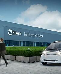 Image: Elbilbatterier - fra Norge