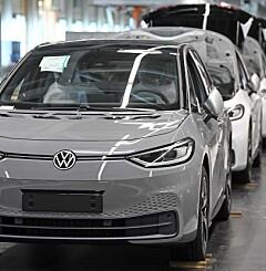 Image: Slik blir billig-versjonen av VW ID.3