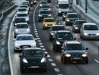 Image: Solgte seks ganger så mange elbiler som dieselbiler