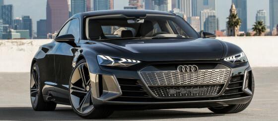 Image: Audis heftigste nærmer seg Norge