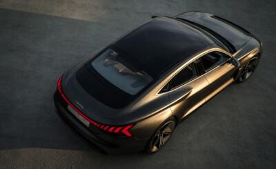 Image: Lyden av en elektrisk sportsbil