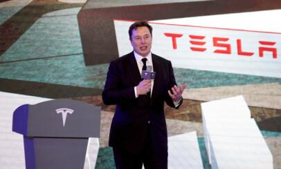 Image: - Jeg tilbød Apple å kjøpe Tesla