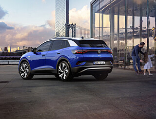 Image: VW ID.4 er avduket og offisiell