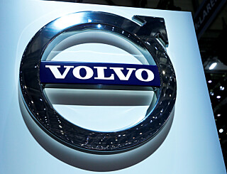 Image: Volvo tar en Tesla