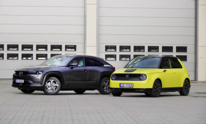 Image: Honda eller Mazda: Denne bør du kjøpe