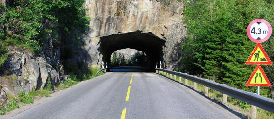Image: NAF mener disse veiene skaper frykt