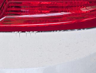Image: Obs! Dette kan gjøre bilen din enda mer møkkete