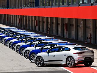Image: Jaguar blir rent elbil-merke
