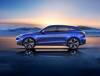 Image: Ny elbil får Porsche-ytelser