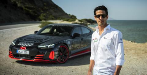 Image: Her er Audis heftigste elbil noensinne
