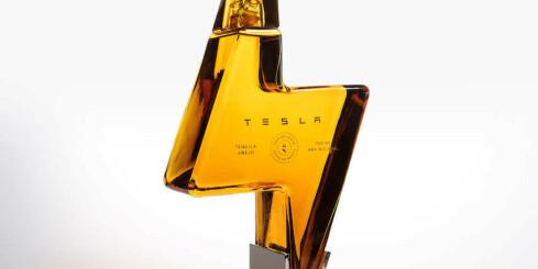 Image: Skal det være en flaske Tesla?