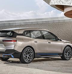 Image: Her er BMWs sprell nye elbil