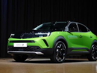 Image: Her er elektriske Opel Mokka