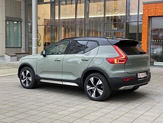 Image: Volvo blir fullelektrisk