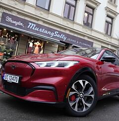 Image: Ford Mustang rett til topps på listene: - Dette vil skape overskrifter