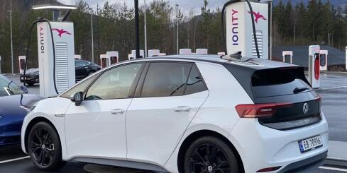 Image: TEST: VW ID.3 på langtur i -12 grader