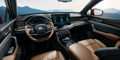 Image: Straks her: En av de mest spennende bilnyhetene