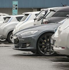 Image: De mest populære brukte elbilene