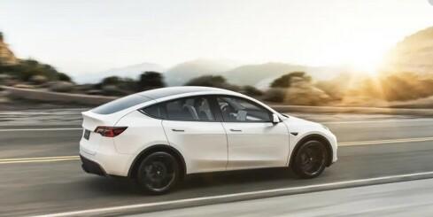 Image: Bekrefter forsinkelse for Tesla Model Y