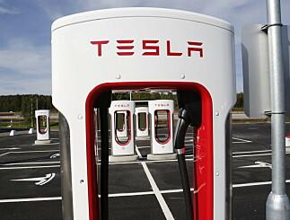 Image: Her kommer det nye Tesla superladere