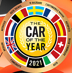 Image: En av disse kan bli Årets Bil i Europa 2021