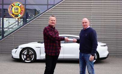 Image: Inn i juryen for Car of the Year Europa