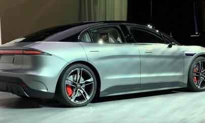 Image: Bekreftet: Sony fortsetter utvikling av spenstig elbil