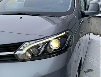Image: Prøvekjørt: Høyaktuell elektrisk varebil