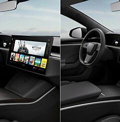 Image: - Tesla-rattet har flere fordeler