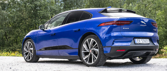 Image: Hva nå, Jaguar?