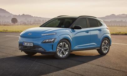 Image: Hyundai Kona blir ny og billigere