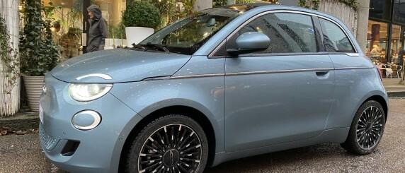 Image: Testet: Fiat 500 - et elektrisk sjarmtroll