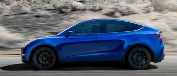 Image: Tesla Model Y kommer allerede i august