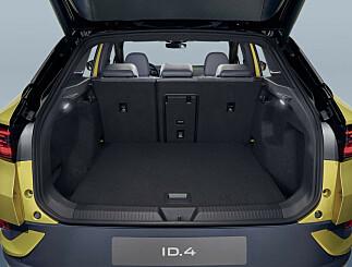 Image: Stor oversikt: Sjekk bagasjeplassen i de nye elbilene