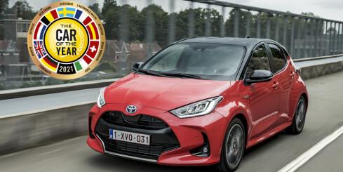 Image: Her er Årets Bil i Europa 2021