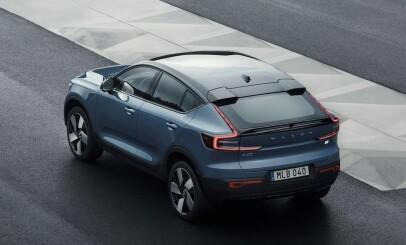 Image: Volvo C40: Ny elbil lansert i dag