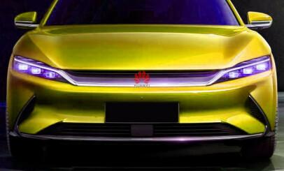 Image: - Nå skal elektronikkgiganten lage elbiler