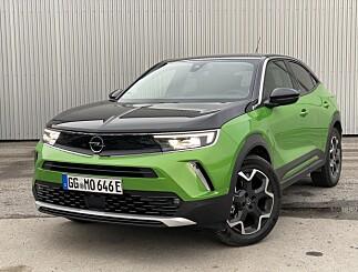 Image: Opel Mokka e tjuvtestet