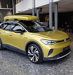 Image: De nye familie-elbilene: Alt om taklast, bagasje og hengervekt