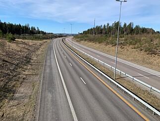 Image: Så mange biler har forsvunnet fra veiene