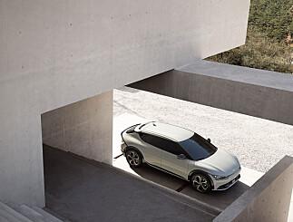 Image: Kia EV6 GT får 584 hestekrefter og klarer 0-100 på 3,5 sekunder